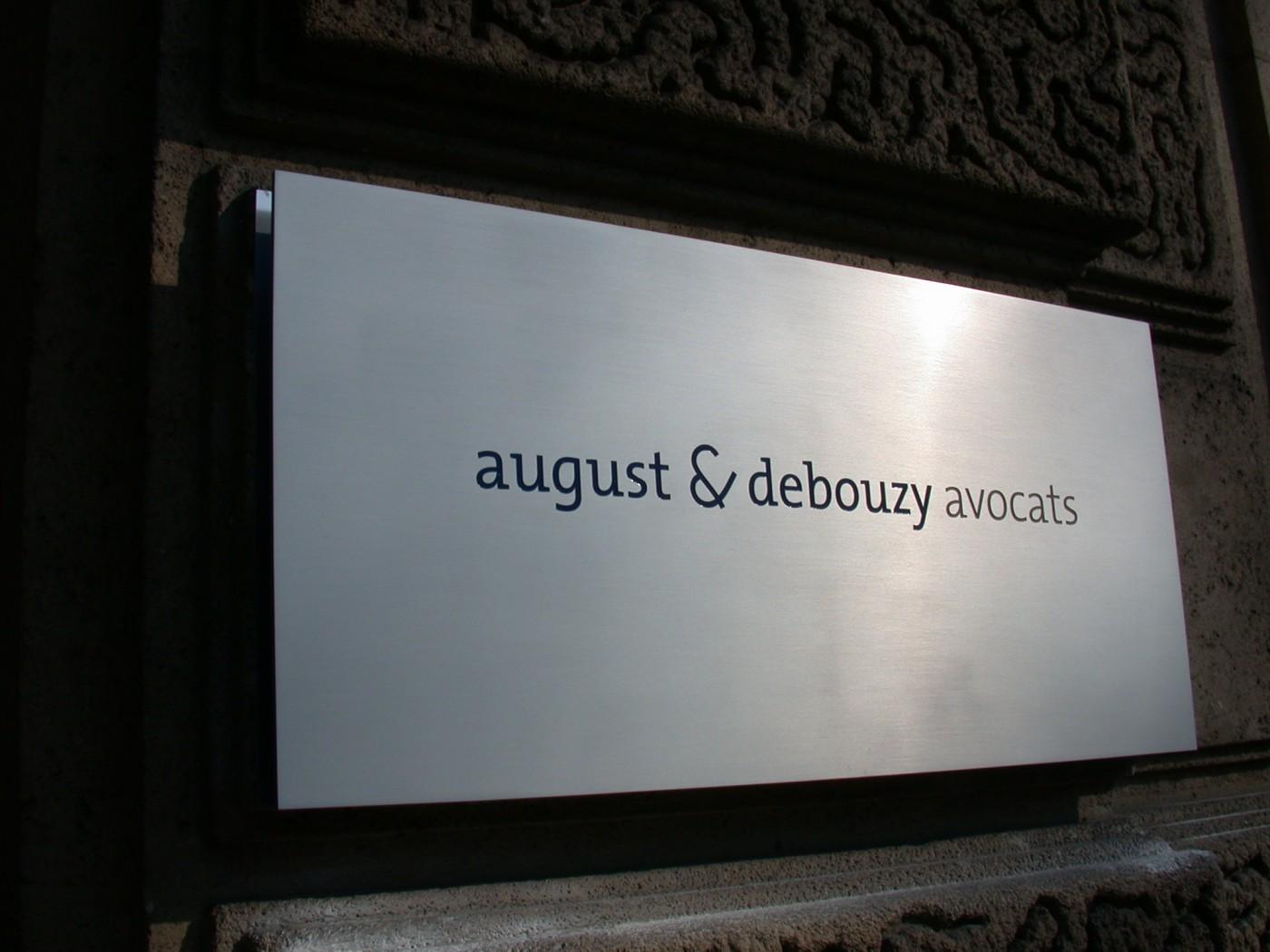 DSCN8529 e1353365201339 Plaque August & Debouzy