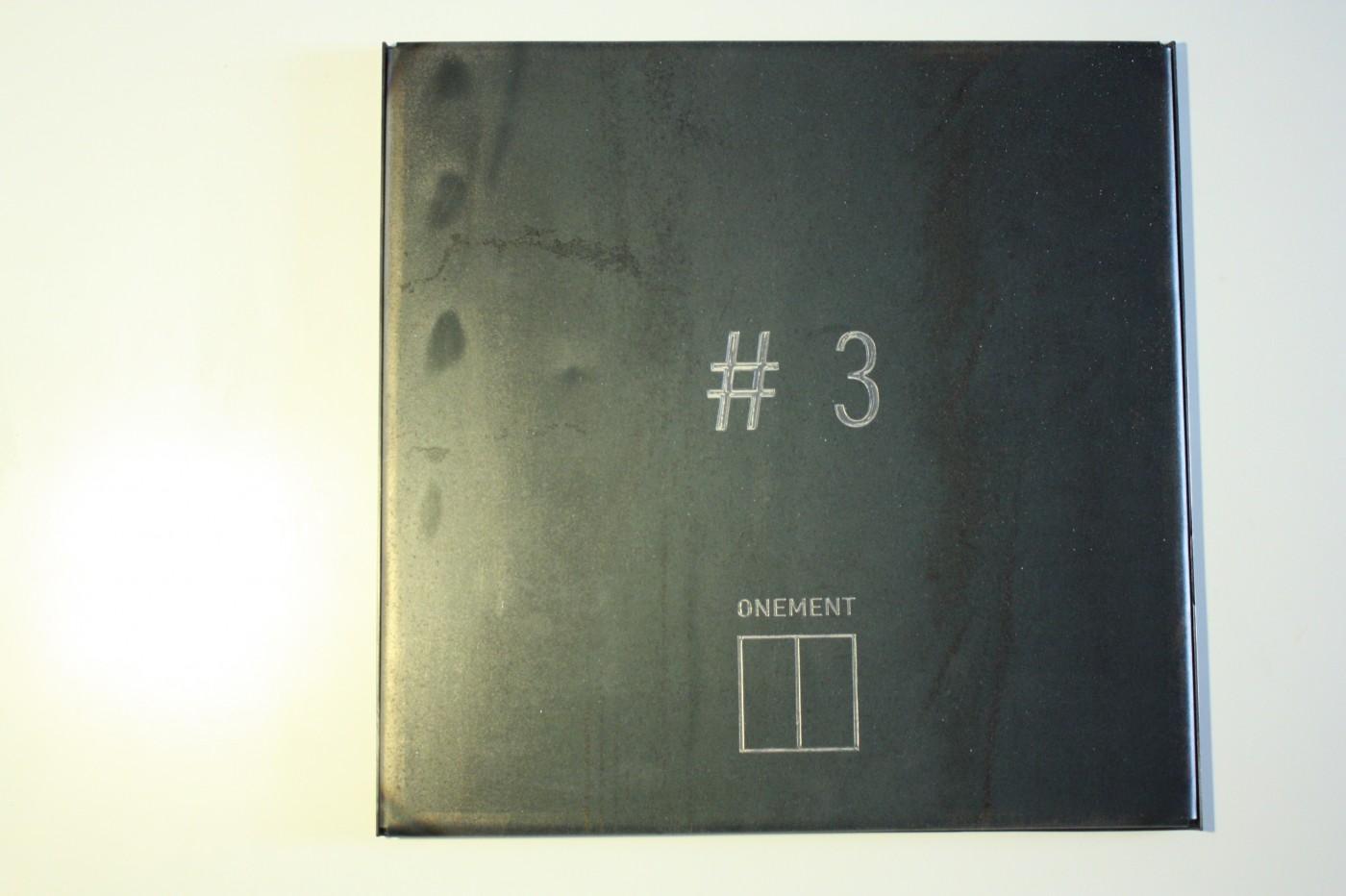 IMG 0458 e1353364779652 Coffret Vinyl // Austral // Yannick Franck // Onement