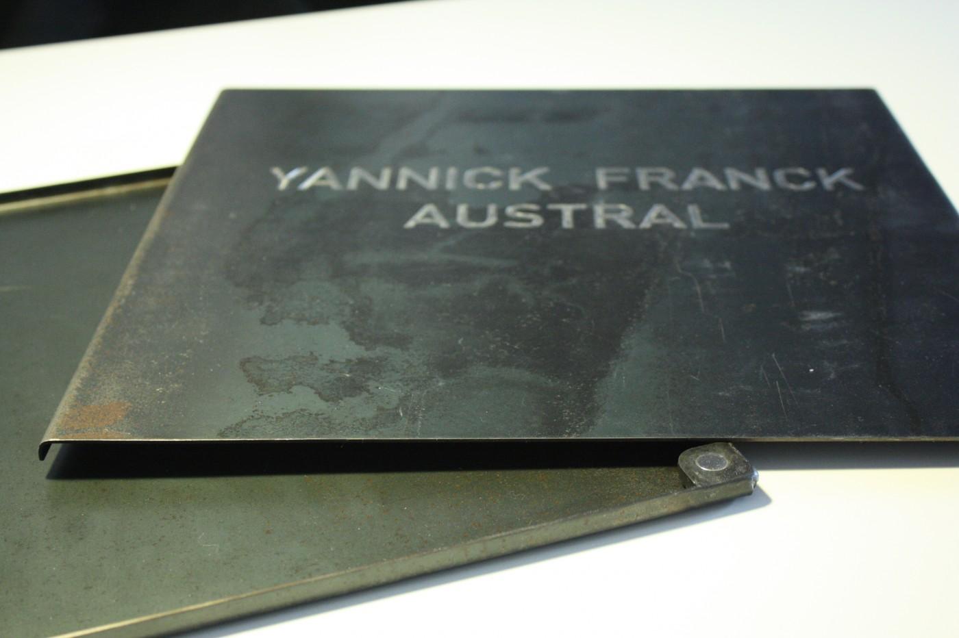 IMG 0470 e1353364666694 Coffret Vinyl // Austral // Yannick Franck // Onement