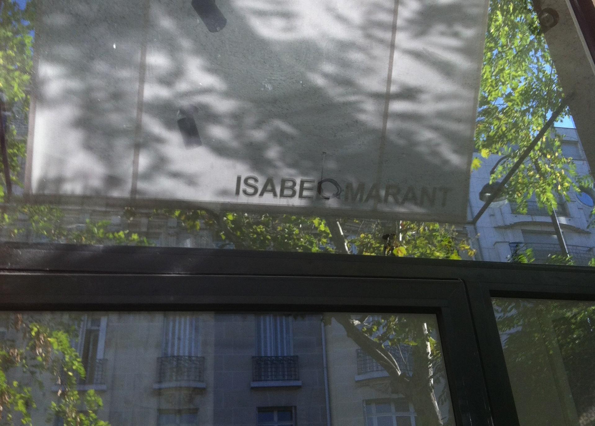 IMG 28681 e1352674358898 Cabines dessayage Isabel Marant // Ciguë