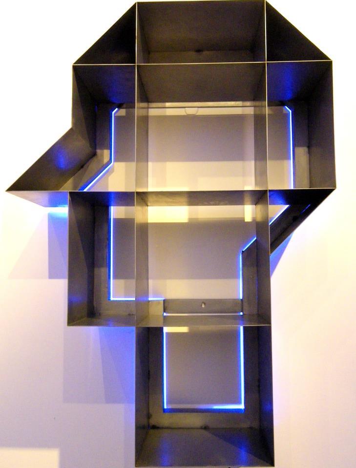 Zuman Steel Bibliothèque Zuman // VLP // Espace Seven
