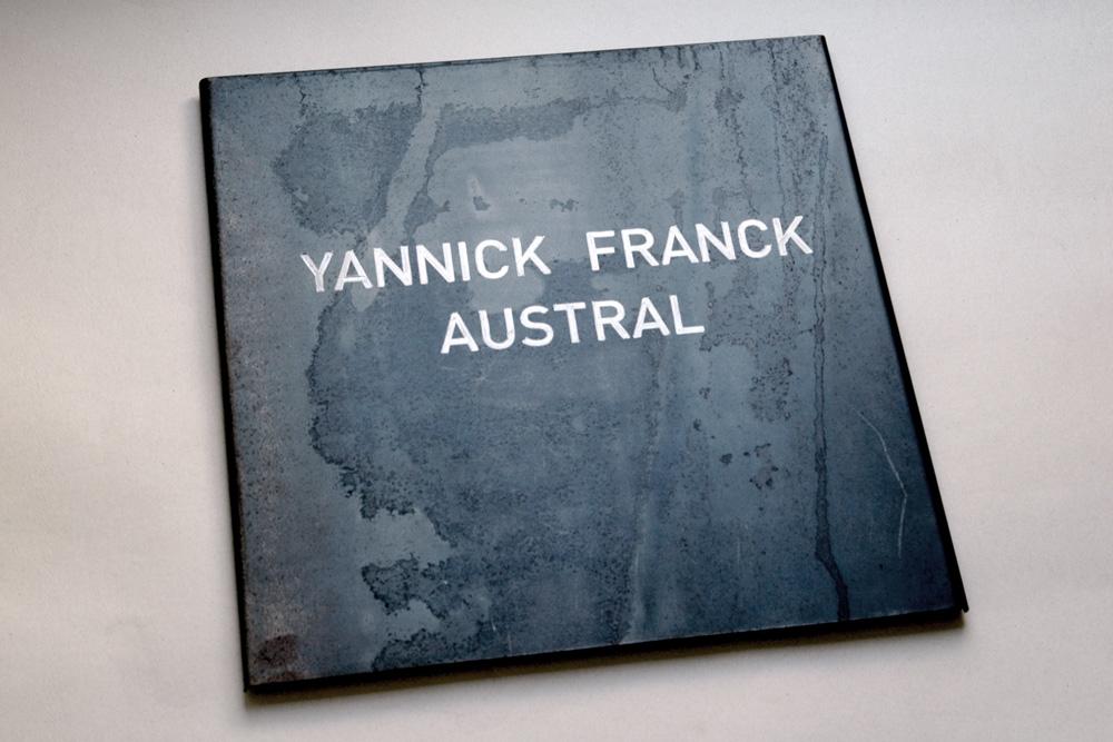 one 3 01 Coffret Vinyl // Austral // Yannick Franck // Onement