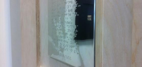 Miroir d'aveugle : Lydia