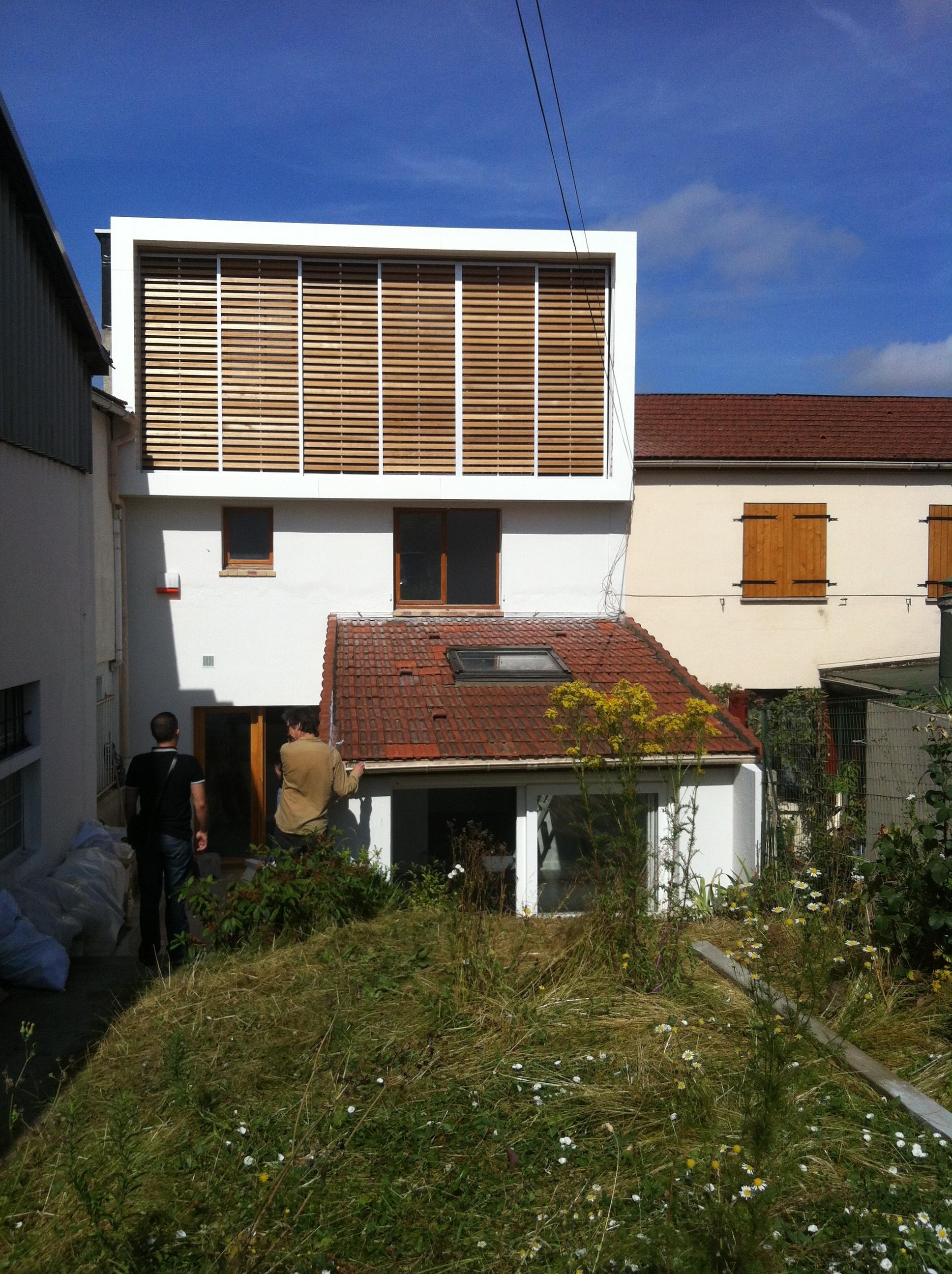 IMG 3773 e1375388098653 Villa Prestinari // MesoStudio Architectes.