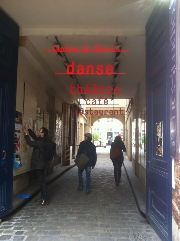 photo 2 e1401139797641 Signalétique // Centre Danse du Marais // Canal Architecture