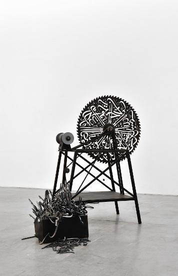 mounir5 0 Paradoxe de lUnicité // Mounir Fatmi